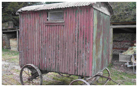 Original Shepherds Hut